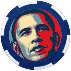 obama-poker-chip casino Land Based obama poker chip