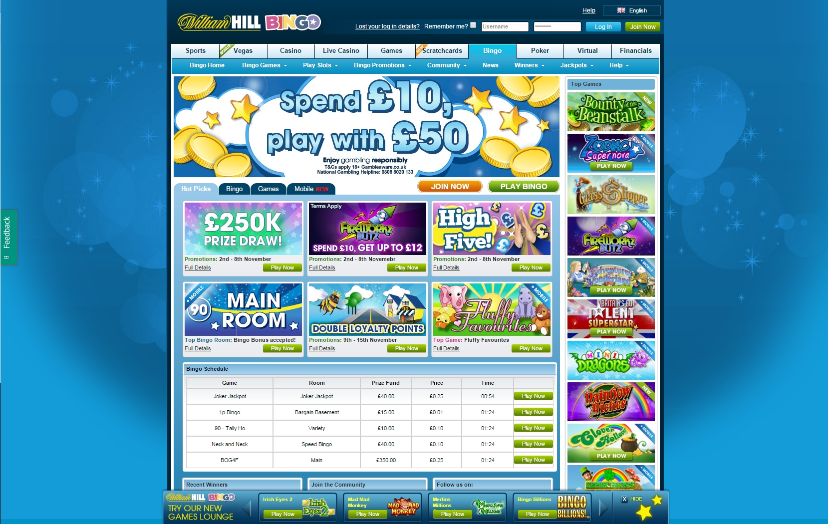 online casino william hill kangaroo land