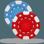 chip-icon casino odds calculator Casino Odds & House Edge chip icon