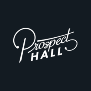 Prospect Hall Casino: 100% up to £100 plus 50 Free Spins on Starburst, 1st Deposit Bonus prospect hall casino logo