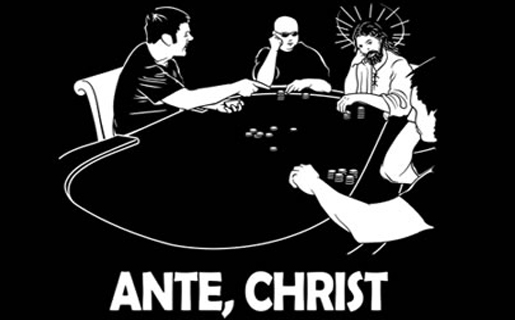 What the good books say about gambling ante christ