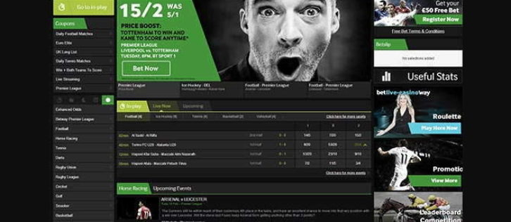 Betway free bet offer falls foul of ASA