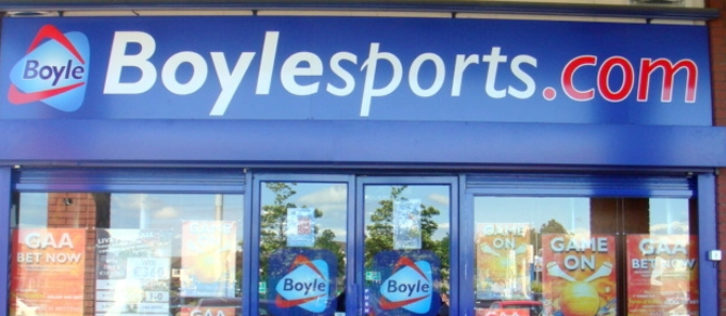 Confirmed plans by Boylesports: buy Ladbrokes Coral shops for near £100m