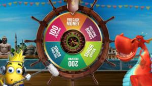 Cruise of Fortune: Every Day New Bonus offer @ Cruise Casino Image1