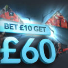 CRL's bet winning choice: Bet with £10 and get £60 @ BetVictor