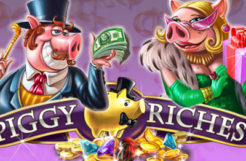 Piggy Riches Slot Online Casino Reviews | CasinoReviewsLand.com Online Casino Reviews | CasinoReviewsLand.com piggy riches logo 400x300 246x161