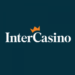 InterCasino  InterCasino | 10 Free Spins upon Registration on Starburst InterCasino logo