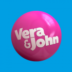 Vera & John Casino | 100% up to £/€100 + 10 Free Spins on Stickers