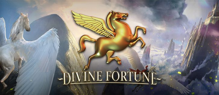 CasinoRoom 100 free spins on Divine Fortune upon first deposit.