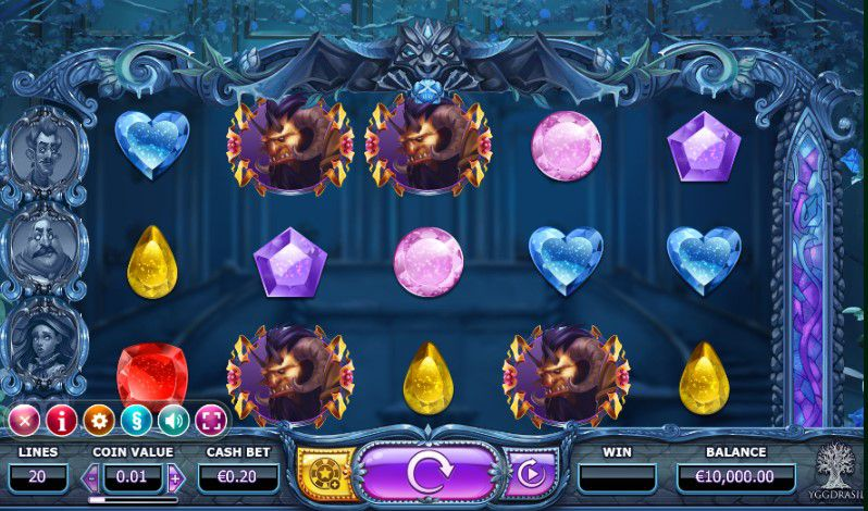 Yggdrasil Re-imagines Beauty & the Beast in Their New Online Slot Yggdrasil Re-imagines Beauty & the Beast in Their New Online Slot Beauty the Beast review