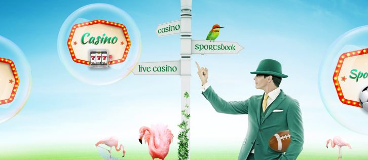 Mr Green: Awesome promotions just for CRL's visitors!