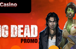 WALKING DEAD: Next Casino Promotion for CRL!