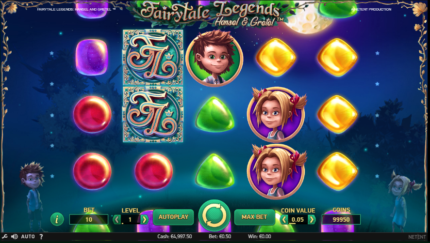 Explore Hansel and Gretel with 25 Spins Worth €2 Each at Royal Panda Explore Hansel and Gretel with 25 Spins Worth €2 Each at Royal Panda Hansel and Gretel