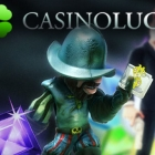 CasinoLuck Gets You 100% Bonus Plus 150 Spins for Great Summer