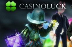 CasinoLuck Gets You 100% Bonus Plus 150 Spins for Great Summer