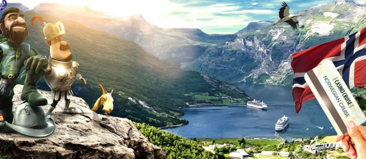 Win a Norwegian Fjords Cruise!