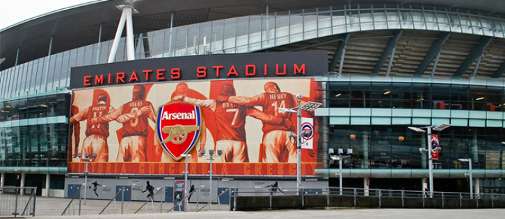 Betfair and Arsenal renew partnership