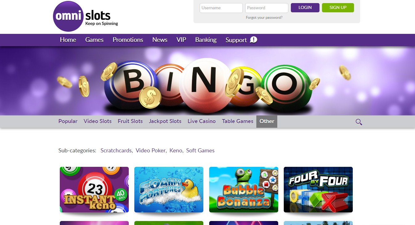 Powerwin Slot - Read a Review of this Omni Slots Casino Game