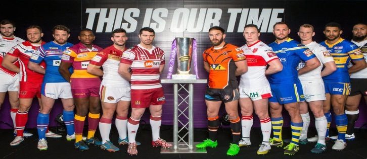 Betfred becomes Super League title sponsor