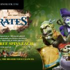 Casino Luck Pirates Giveaway