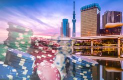 Japan legalises Casinos