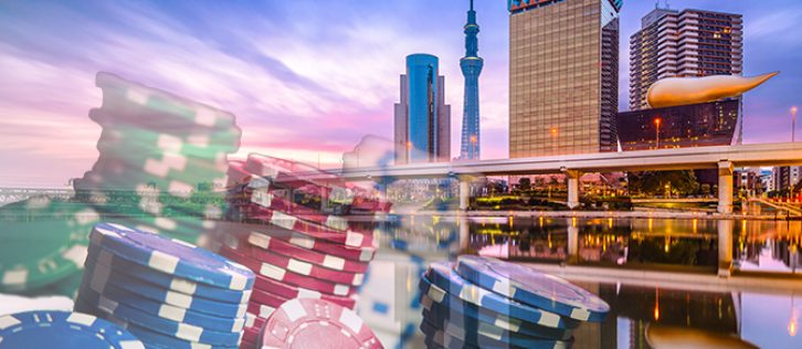 Japan legalises Casinos