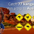 Win trip to Australia or FREE SPINS everyday @ Chanz Casino